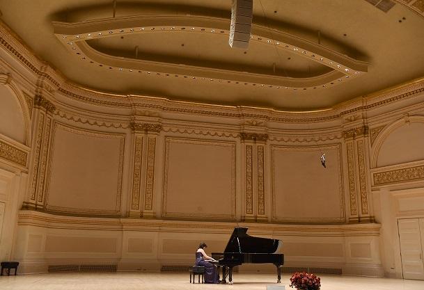 Blandine Waldmann Carnegie Hall