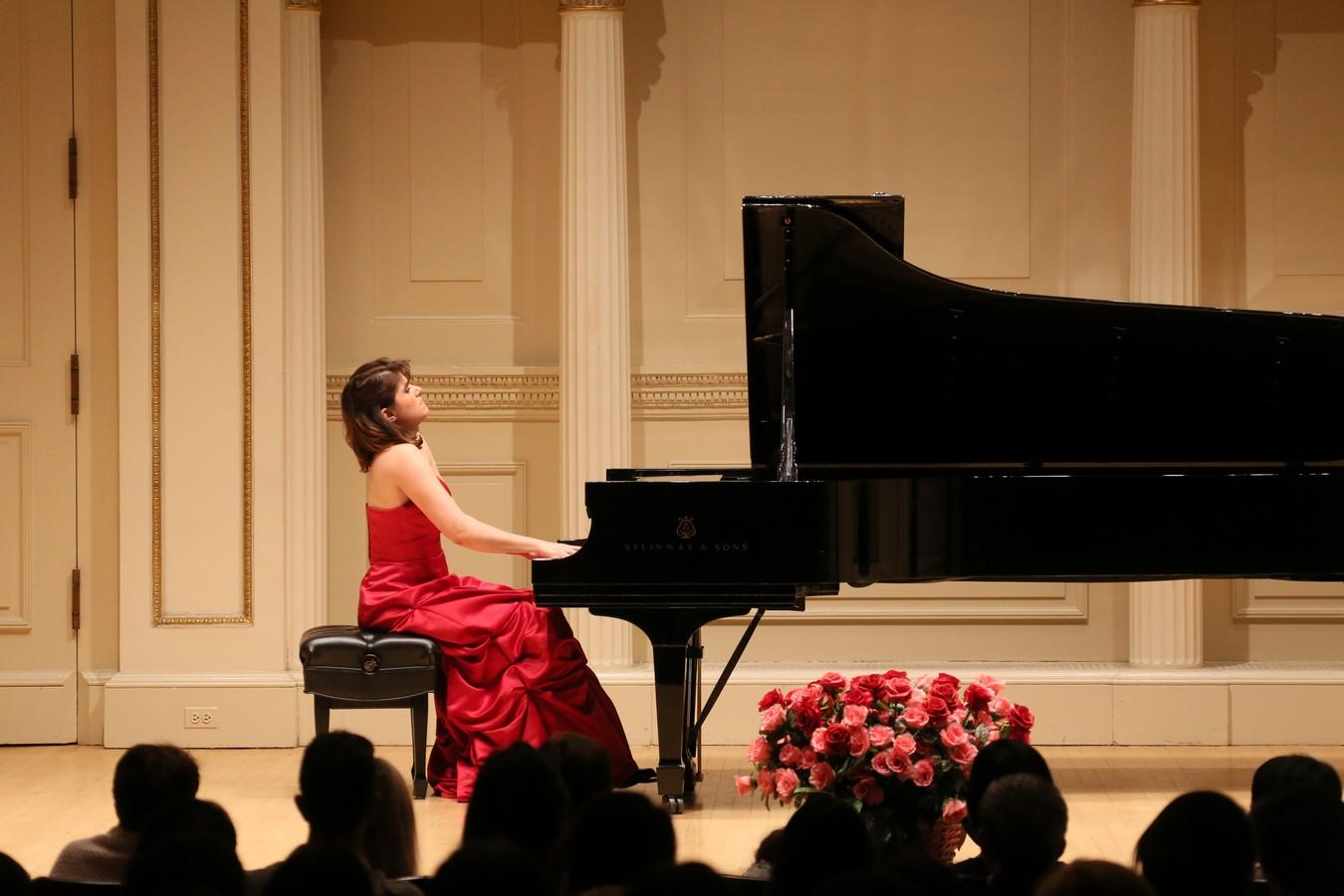 Blandine Waldmann Carnegie Weill Recital Hall - New York